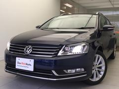 VW パサートヴァリアントTSIハイライン BMTSDナビRカメラ認定中古車1年保証