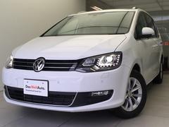 VW シャランTSI コンフォートライン純正ナビスマートキー新車保証継承