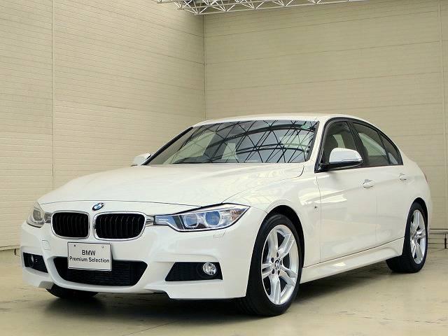 BMW 3シリーズ 320d Mスポーツ 全国2年保証付 18AW...