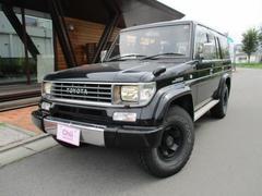 ランドクルーザープラドEXワイド 4WD 1年間走行無制限保証