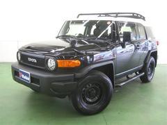FJクルーザーカラーパッケージ 4WD 1年間走行無制限保証