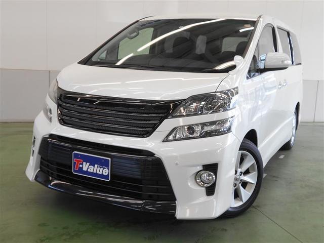 トヨタ 2.4Z HDDナビフルセグ 両側電動 HID 寒冷地仕様
