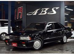 沖縄の中古車 日産 グロリア 車両価格 88万円 リ済別 平成1年 8.9万K ブラック