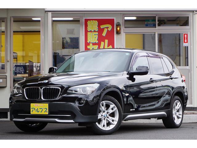 BMW X1 sDrive 18i 純正HDD Bカメラ 地デジ ...