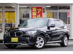 BMW X1sDrive 18i 純正HDD Bカメラ 地デジ 黒革調