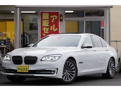 BMW750i コンフォートPKG LED 黒革ベンチレーション