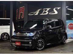 沖縄の中古車 トヨタ bB 車両価格 55万円 リ済別 平成21年 10.4万K ブラックマイカメタリック