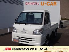 ハイゼットトラックエアコン・パワステ スペシャル 4WD 3AT CD