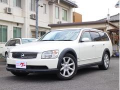 ステージアAR−X FOUR リミテッド 4WD ナビ ETC
