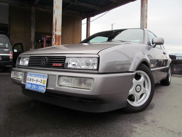 フォルクスワーゲン コラード G60 ディーラー車 左ハンドル 5...