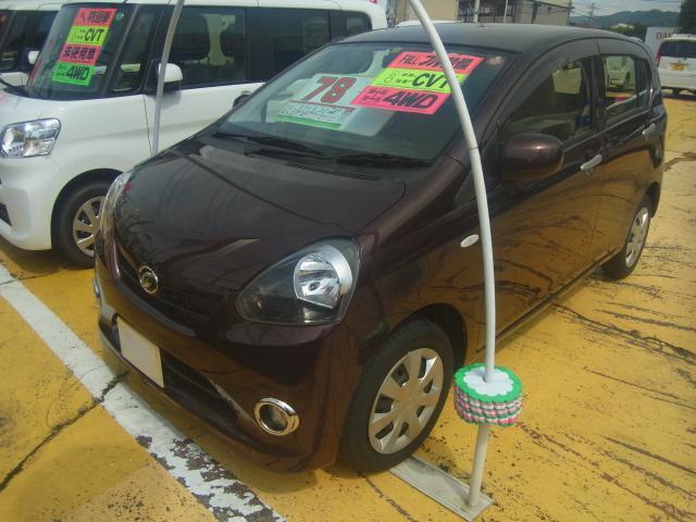 ☆ダイハツ車のことなら当店ヘ☆ご希望の車が展示場に無くても、スタッフまでお気軽にお申し付け下さい!