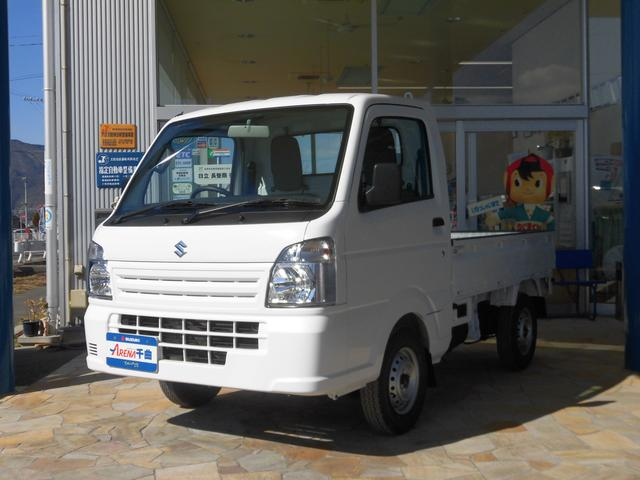 スズキ KCパワステ農繁仕様 4WD 5MT