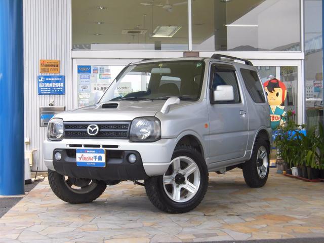マツダ AZオフロード XC AT 4WD 16インチアルミ (車...