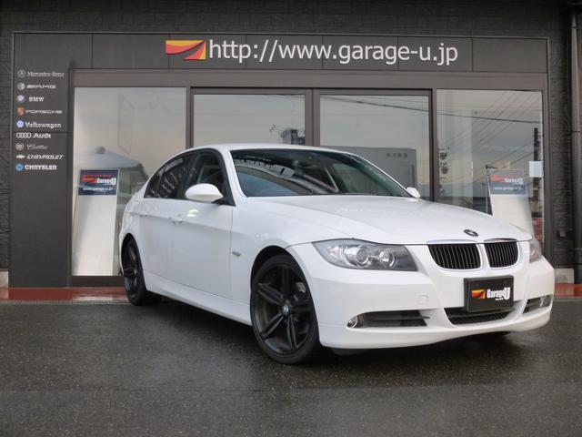 BMW 3シリーズ 320i ディーラー車 (車検整備付)