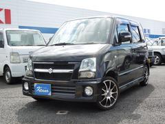 ワゴンRRR−Sリミテッド 4WD ナビ
