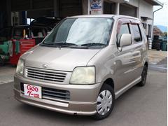 ワゴンRFX 4WD コラムAT エアロ キーレス CD MD