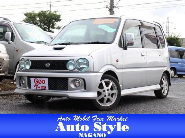 長野県内のお客様限定の販売とさせていただきます。力強い走りのターボ4WD!屋根クリアー塗装落ち有り