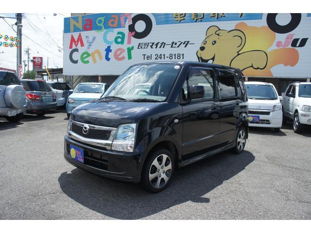 マツダ AZワゴン FX−Sスペシャル 4WD キーフリー CD ...