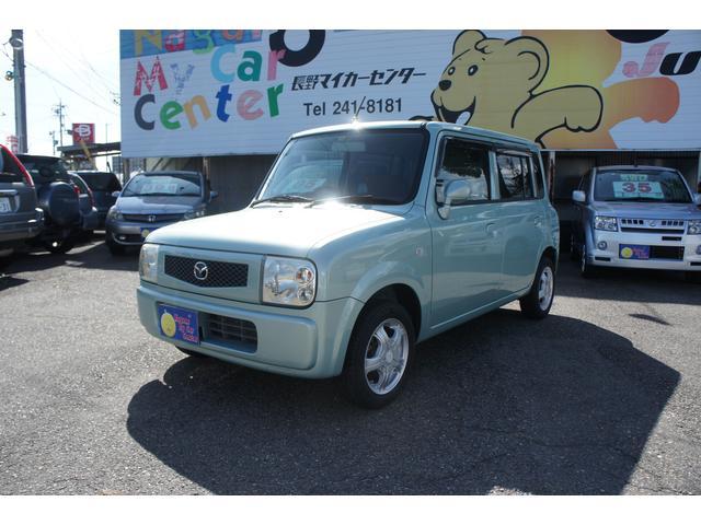マツダ L 4WD アルミ CD キーレス