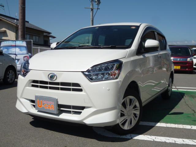 ダイハツ X SAIII 4WD ナビ バックカメラ