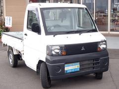 ミニキャブトラックダンプ エアコン パワステ 4WD 4速マニュアル