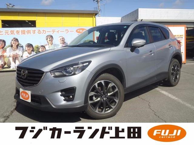 マツダ CX−5 XD Lパッケージ 4WD ワンオーナー クロレ...