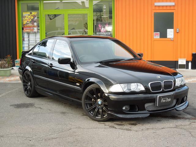 BMW 3シリーズ 320i Mスポーツ ローダウン 18インチA...