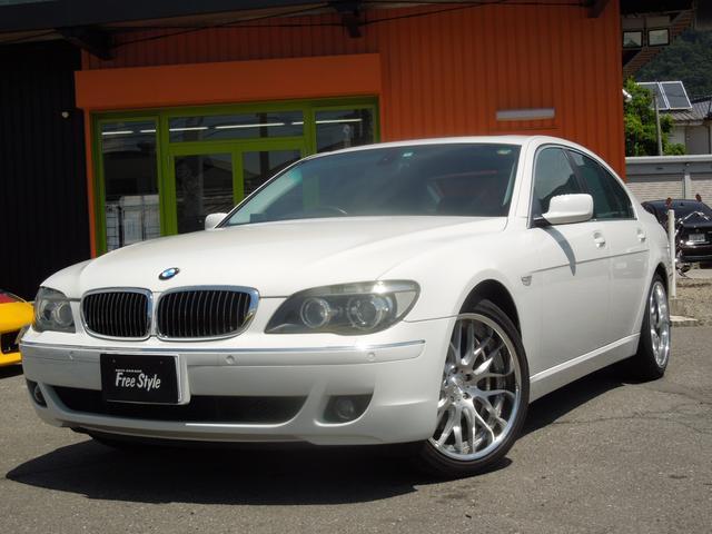 Photo Of BMW 7 SERIES 740i Used