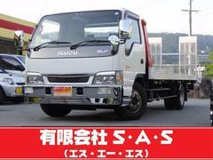 エルフトラック積載車 ローダー 5.2ターボ エレクトロDi 2t積