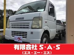 キャリイトラックKC 4WD 5速マニュアル ETC車載器