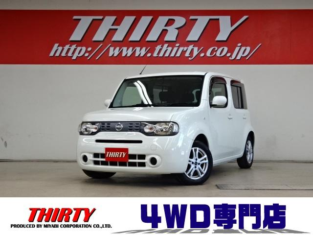 日産 15X FOUR M-SLC 4WD ナビTV インテリキー