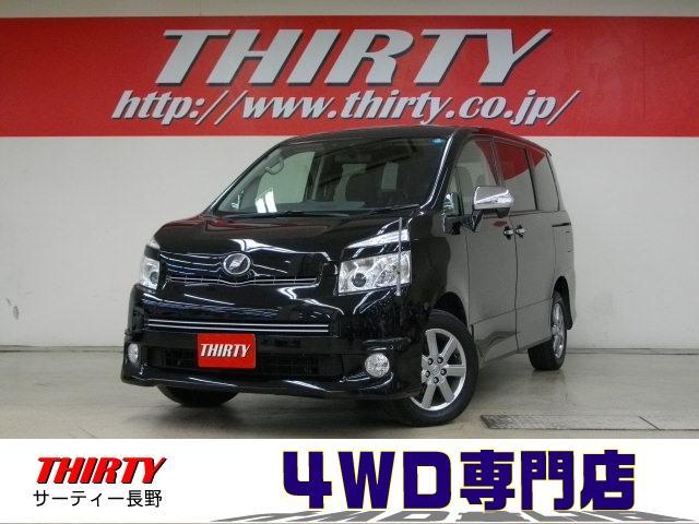 トヨタ ZS 煌II 4WD HDDナビBカメラTV W自動ドア