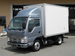 エルフトラック保冷バン カスタム 4WD 2t 3.0DT