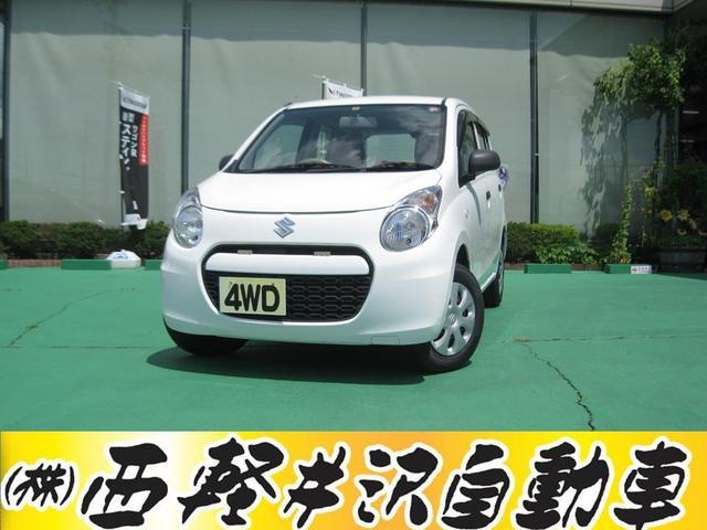 スズキ F 4WD キーレス CD
