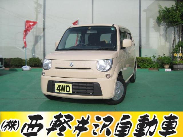 スズキ G 4WD バックカメラ CD シートヒーター