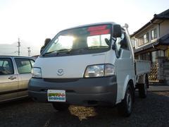 ボンゴトラック4WD 5速MT DX