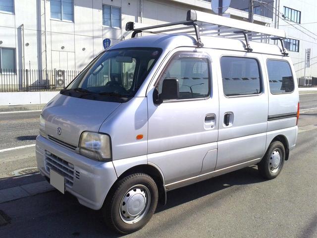 マツダ スクラム 4WD (車検整備付)