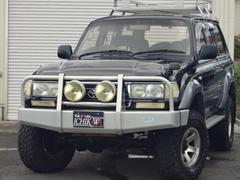 ランドクルーザー80VXリミテッド 4WD ターボ サンルーフ ETC アルミ