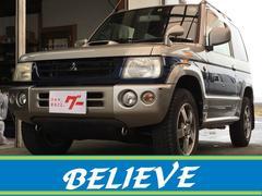 パジェロミニVR 4WD ターボ CD MD キーレス 15インチアルミ