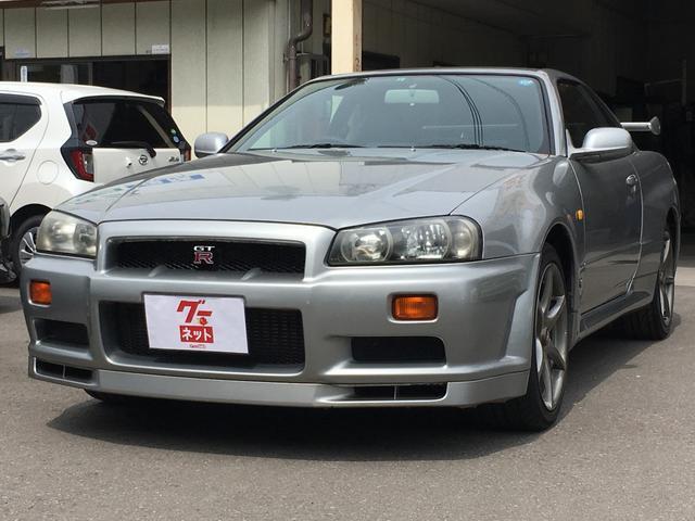 日産 GT-R 4WD フルノーマル
