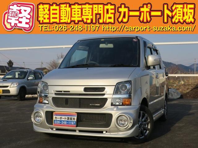 スズキ RR-Sリミテッド 4WDターボ スズキスポーツエアロ