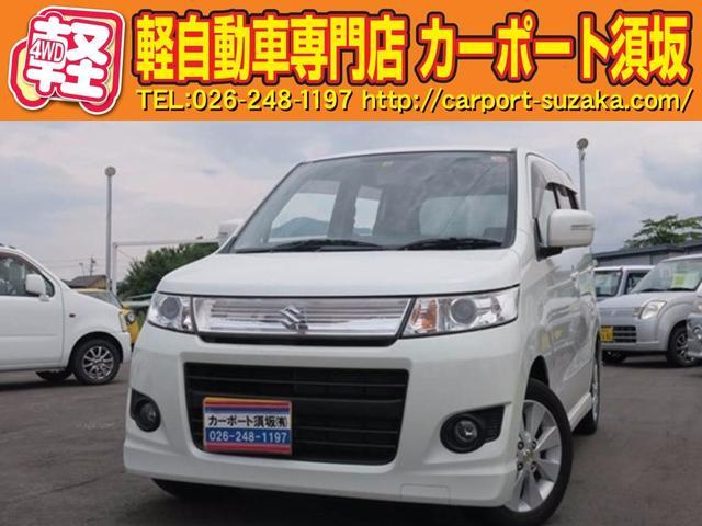 スズキ Tターボ 4WD CVT シートヒーター スマートキー CD