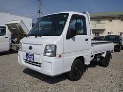 サンバートラックTB 三方開 4WD 5速マニュアル