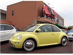 VW ニュービートル2.0ベース 右H ホワイトウォールタイヤ