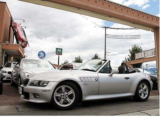 BMW Z3ロードスター 2.0 後期ワイドボディ AT 右H (...