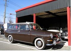 VW タイプIIIバリアント 左H