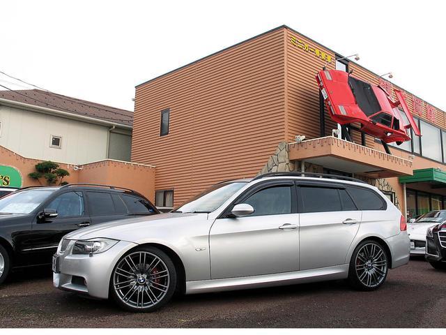 BMW 3シリーズ 320iツーリング Mスポーツ パノラマルーフ...