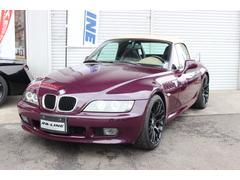 BMW Z3ロードスターインディビジュアル 幌新品交換済 レザーシート 5速MT