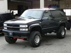 シボレー タホスポーツシルバラード4WD 後期モデル リフトアップ 実走行証明書付