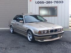 BMW525iセレクション本革 サンルーフ シュニッツァー17AW